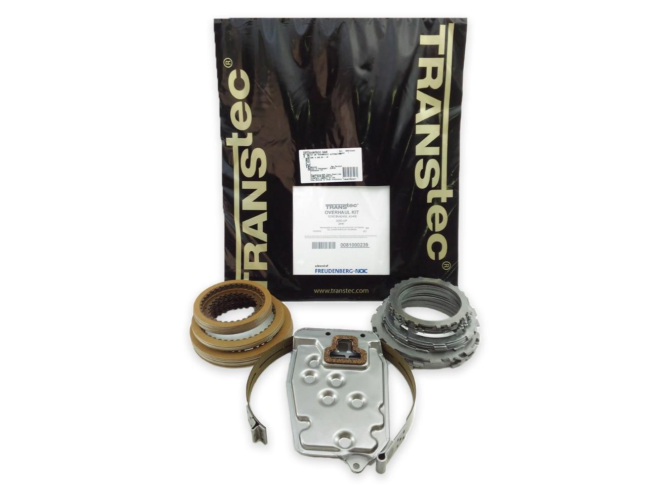 Kit Master Com Cinta E Filtro Cambio Automático A245e