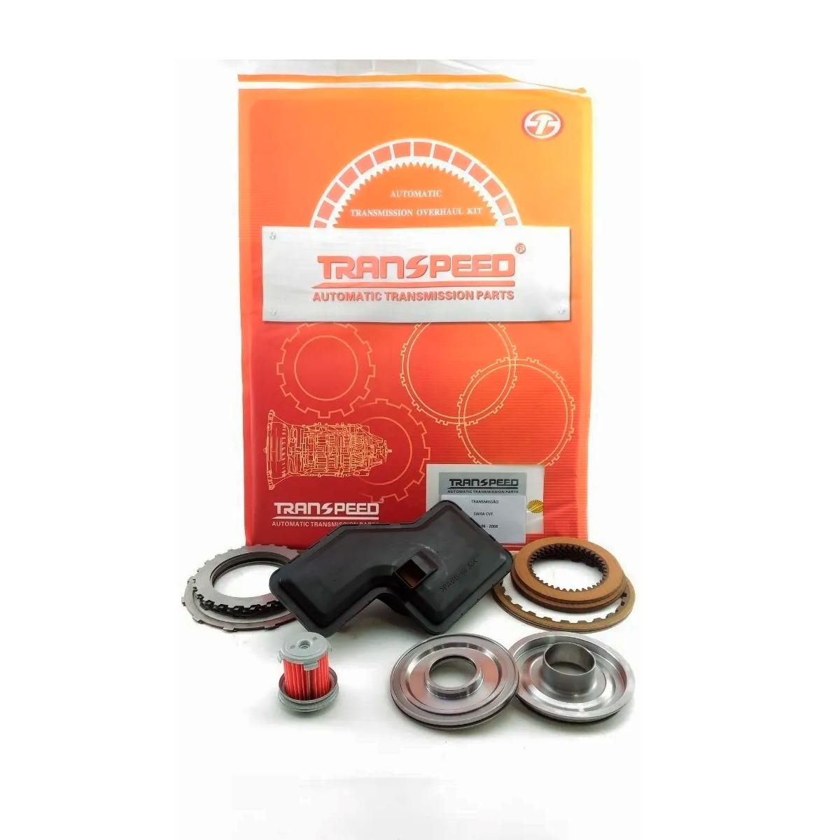 Kit Master Com  Kit Pistão E Filtros Câmbio Automático Swra Honda Fit