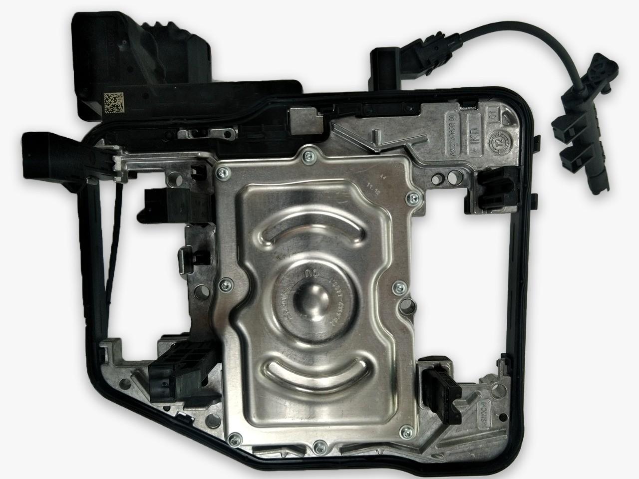 Placa Mecatrônica Letra D Câmbio Dsg Automático Dq200 Volkswagen Audi