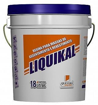 Cal Liquido Liquikal 20lt Subs O Cal Hidráulico No Cimento20