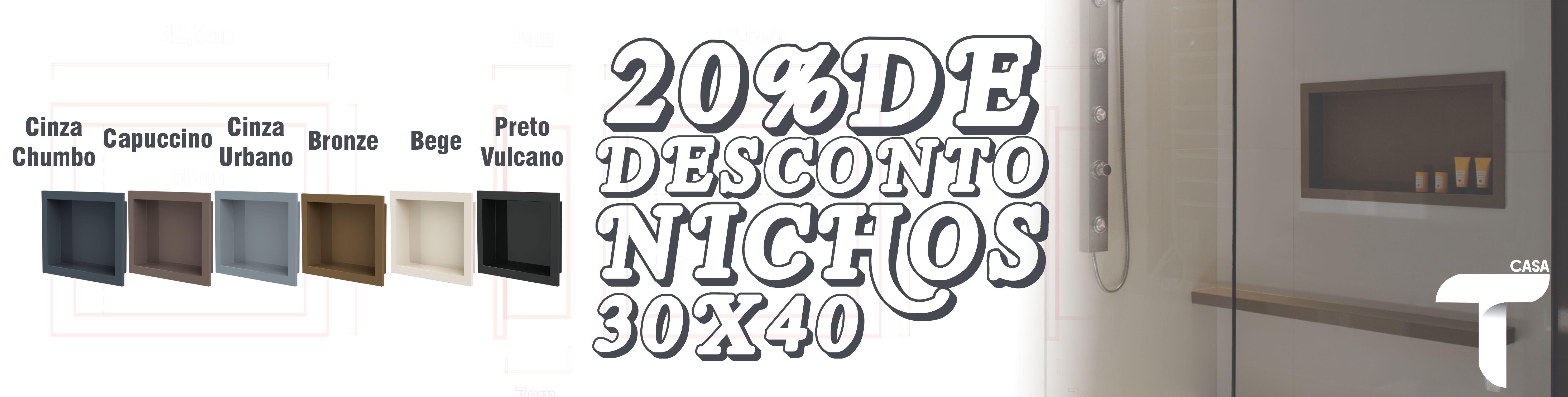 Nichos 30x40