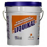 Cal Liquido Liquikal 18lt Subs O Cal Hidráulico No Cimento