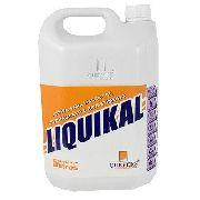 Cal Liquido Liquikal 5lt Subs O Cal Hidráulico No Cimento