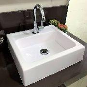 Cuba Apoio Banheiro Sercel Modelo Gênova 41x37 Cm