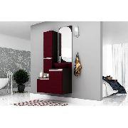 Armário De Banheiro Balcão Marsala 90 Mazzu