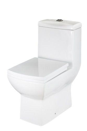 Vaso Sanitário Monobloco C/ Caixa Acoplada  + Assento Soft Close