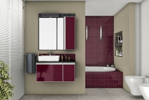 Armário De Banheiro Balcão Massimo 90 Mazzu