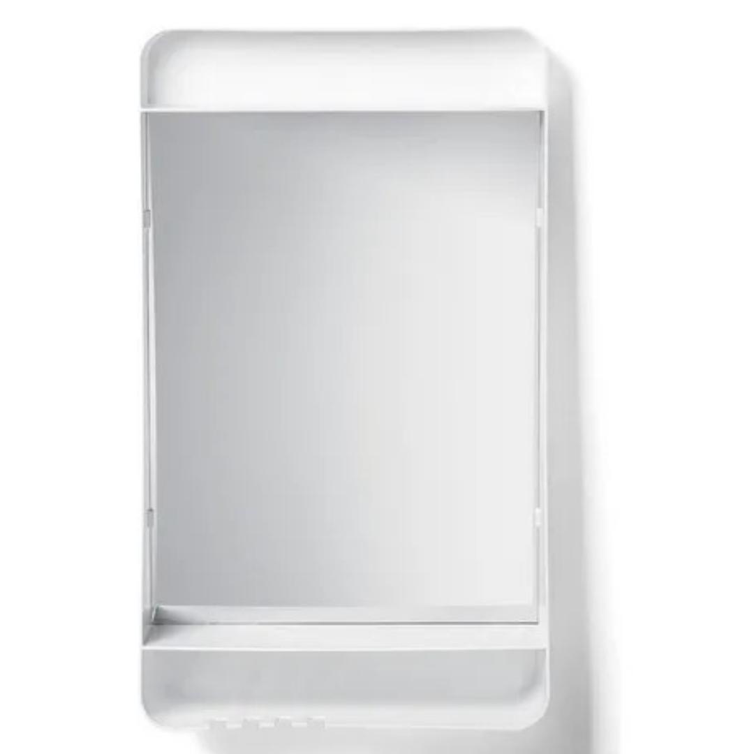 Armário Com Espelho Sobrepor Para Banheiro