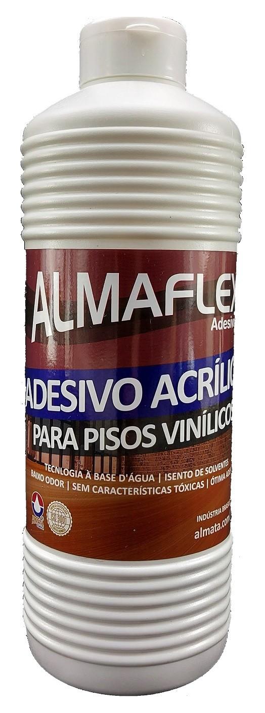 Cola Piso Vinílico Almaflex 1,0L - Rende até 7m2