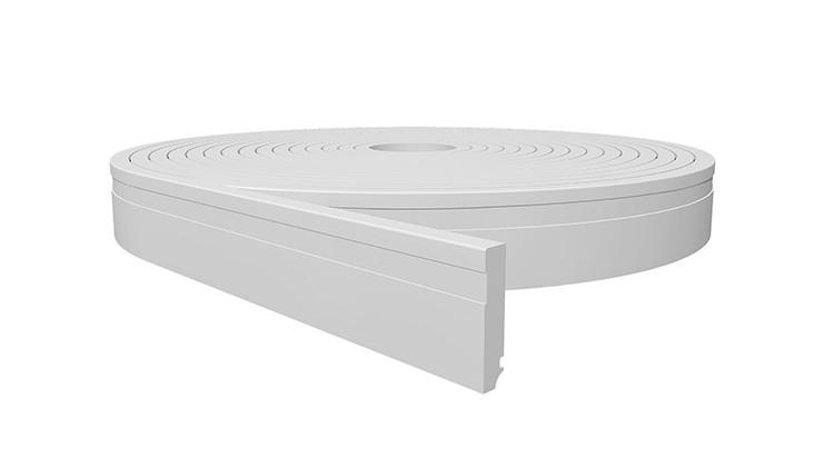 Rodapé Autocolante Flex Eva 7cm - Rp07 - por metro corrido