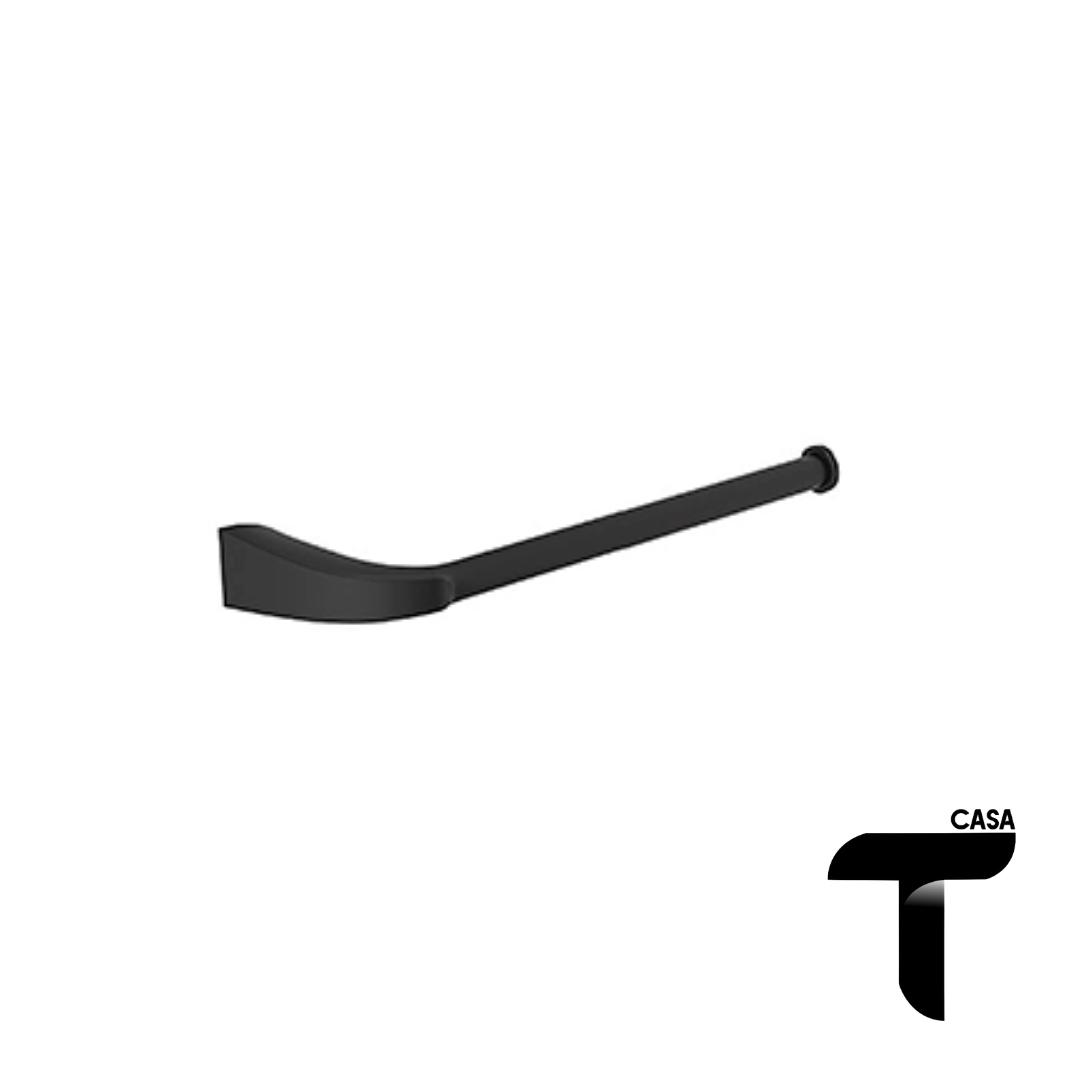 Toalheiro Nias Black Matte 30cm
