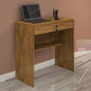 Escrivaninha Andorinha cor Nobre JCM Móveis - Casa dos Móveis Ubá