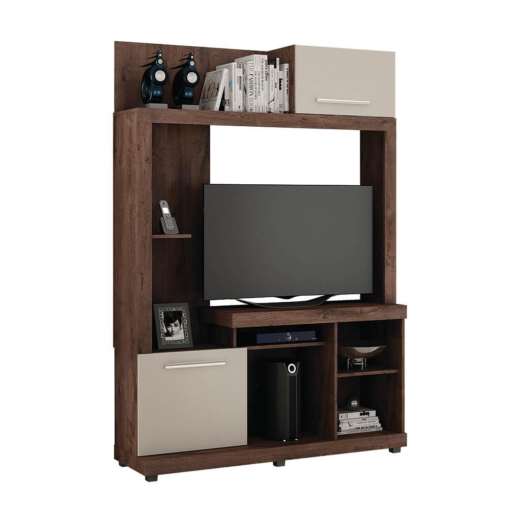 Estante Areal Valdemóveis para TV até 42 polegadas