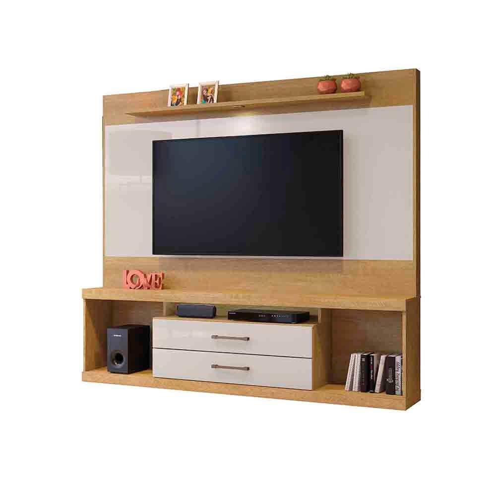 Estante Home para TV até 65 Polegadas Montenegro Plus Mavaular Móveis