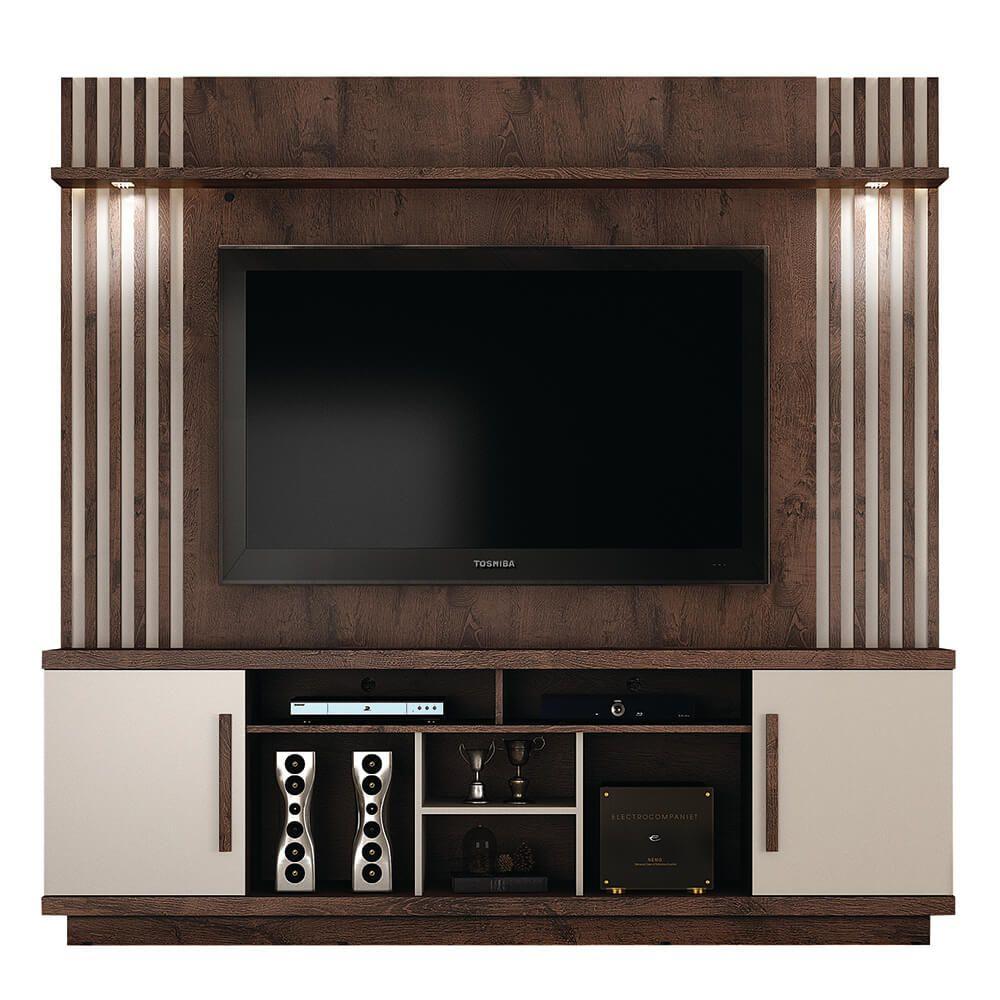 Home Theater Plenus Valdemóveis para TV até 60 polegadas