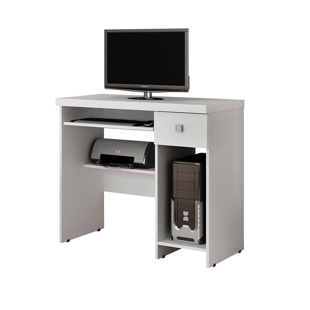 Mesa para Computador System com 1 Gaveta Valdemóveis