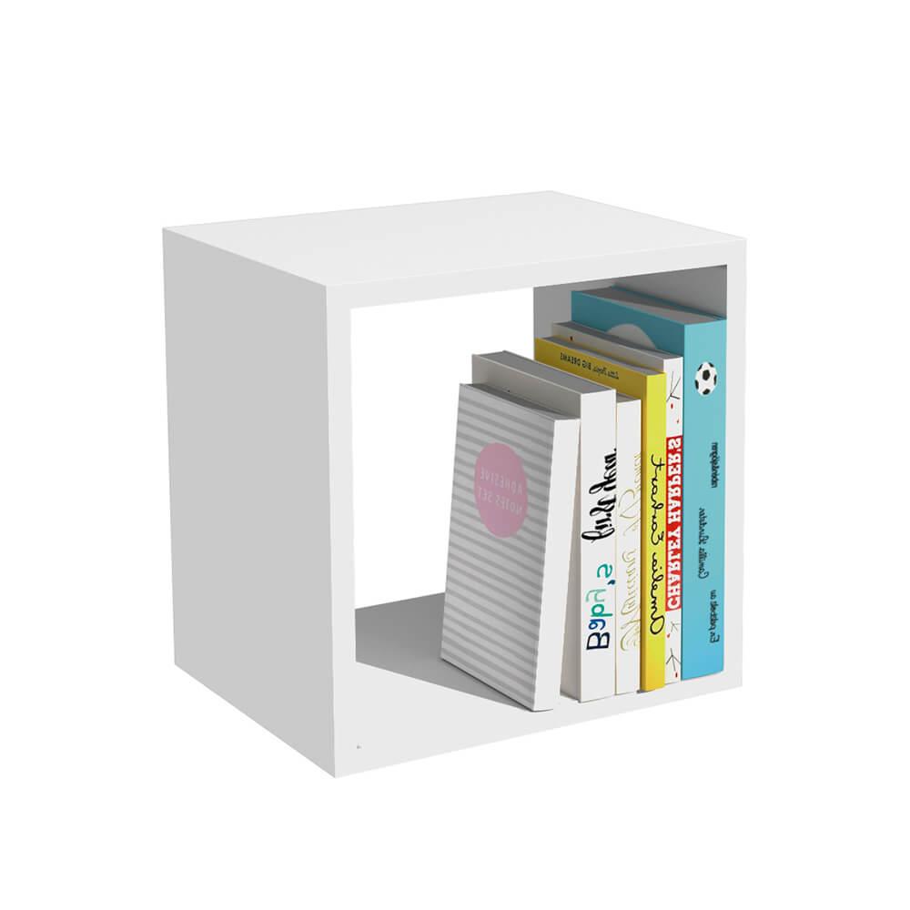 Nicho Toy Quadrado Tcil Móveis Branco