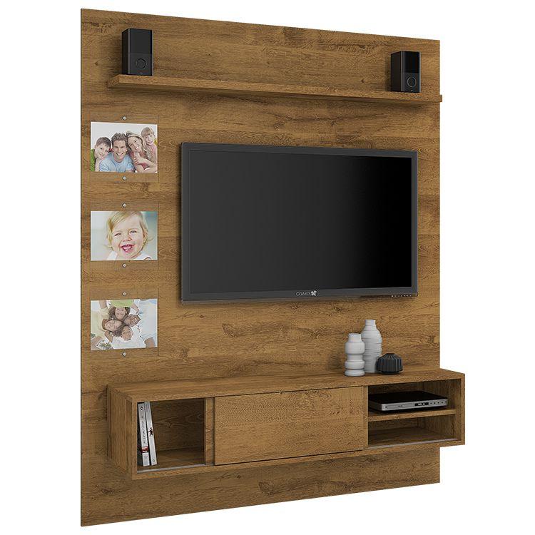 Painel para TV até 42 Polegadas Cosmo JCM Móveis