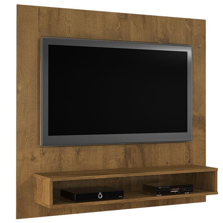 Painel para TV até 47 Polegadas Níquel JCM Móveis