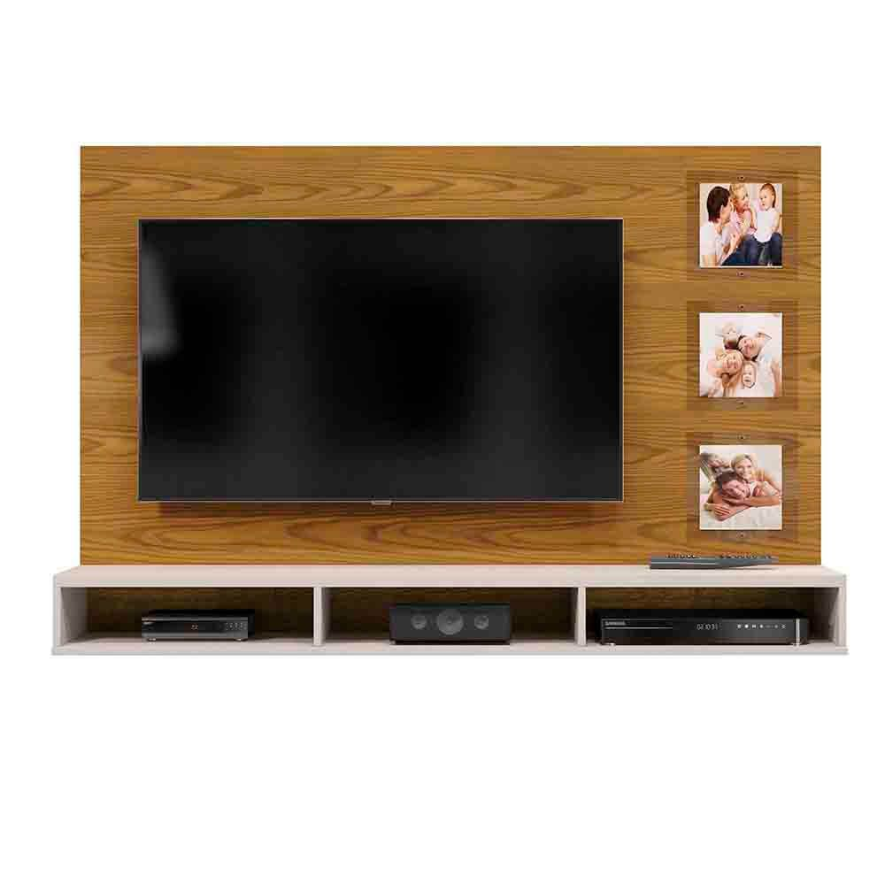 Painel para TV até 55 Polegadas Ipanema Mavaular Móveis