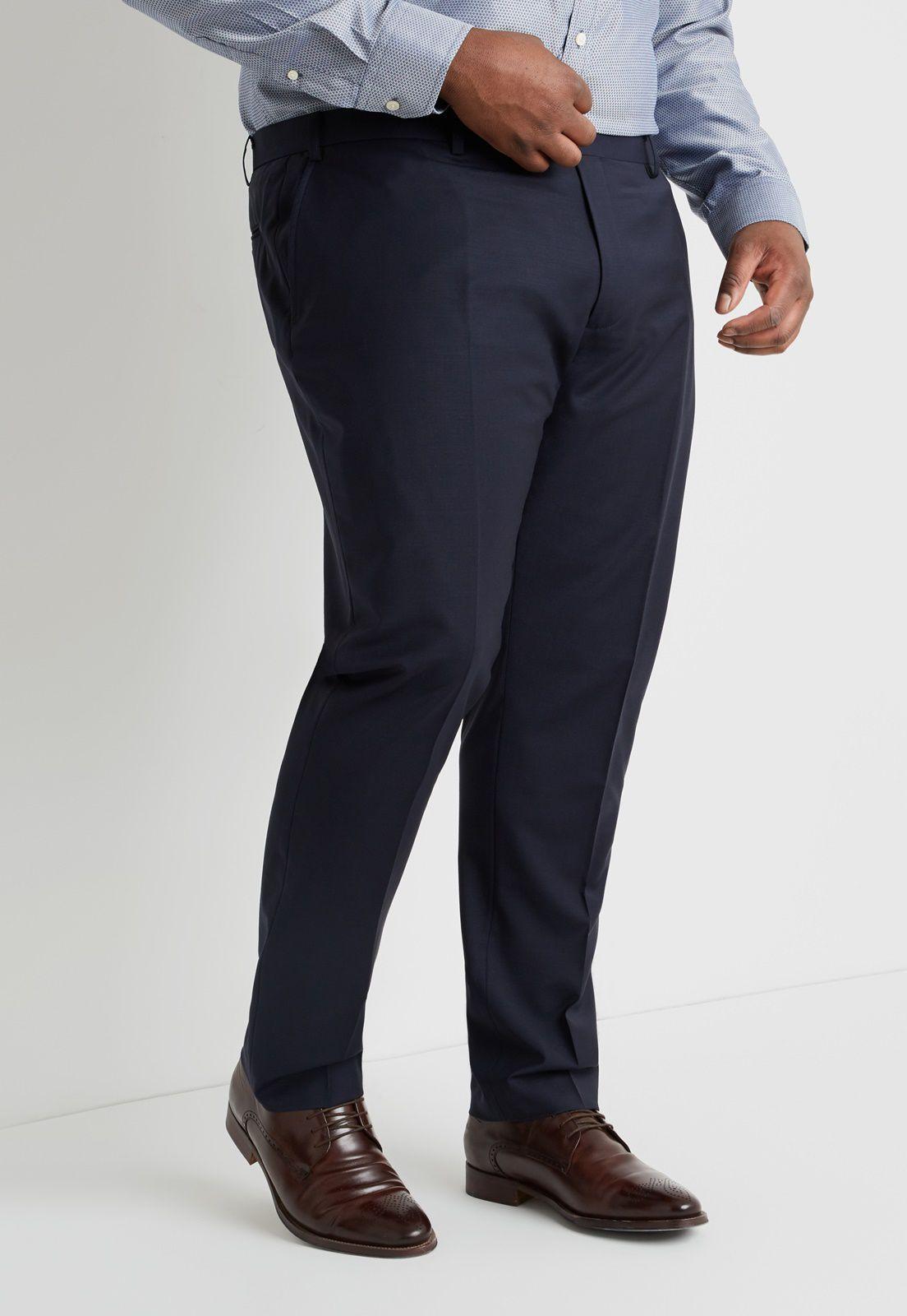 Terno Jordhan Plus Size Marinho Edição limitada