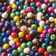 Açai Semente - Colorido - 1000Un