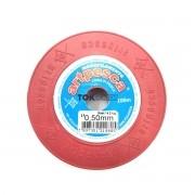 Atacado - Fio De Nylon 0,50 Artpesca® - Caixa C/ 20 Rolos