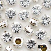 Atacado - Strass Costura - Prata Cristal SS20 4,6mm 1.440Un