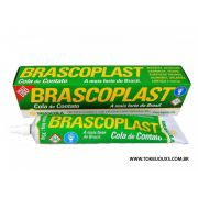 Cola De Contato Brascoplast® 75 Grs - Caixa C/16  Unid