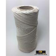Cordão Encerado Algodão - 1,5mm - Cru