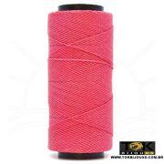 Cordão Encerado Settanyl 100g - Pink