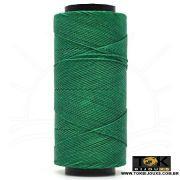 Cordão Encerado Settanyl 100g - Verde Bandeira