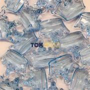 Coroa Acrilico - Azul Bebe -  Unidade