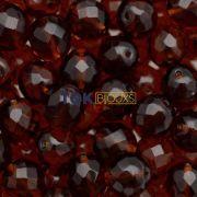 Cristal Jablonex / Preciosa ® 10mm - Marrom Transparente UN