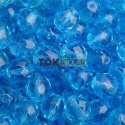 Cristal Jablonex / Preciosa ® 8mm Azul Claro Transparente UN