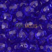 Cristal Jablonex / Preciosa ® 8mm - Azulão Transparente - Un