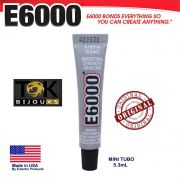 E6000® - Super Cola E-6000 Mini Tubo - 5,3ml