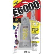 E6000® - Super Cola E-6000 Jewelry & Bead 1.0 Fl (29,5ml) C/ 4 Bicos De Precisão