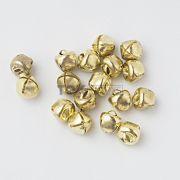 Guizo - Dourado - 10mm - 100 un