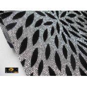 Lonita Navete Glitter Prata