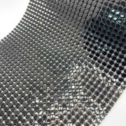 Manta Chapinha Alumínio - Preto - 10cm X 45cm