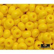 Missangão Jablonex - Amarelo Leitoso - 25g