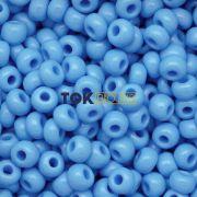 Missangão Jablonex - Azul Turquesa Leitoso - 25g
