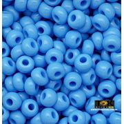 Missangão Jablonex - Azul Turquesa Leitoso - 500g