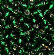 Missangão Jablonex - Verde Band Transparente - 500g