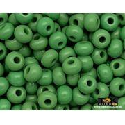 Missangão Jablonex - Verde Bandeira Leitoso - 25g