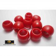 Missangão Tererê - Vermelho - 10mm - 25g
