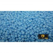 Missanguinha Azul Turquesa Opaca 10/0 - 50g