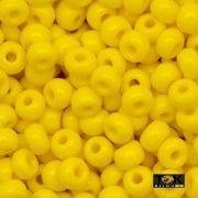 Missanguinha Jablonex - Amarelo Opaco - 500g