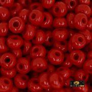 Missanguinha Jablonex - Vermelho Leitoso - 500g